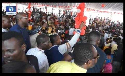 Coronation of The Olu Of Warri
