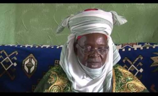 Interview with Emir of Lafiagi