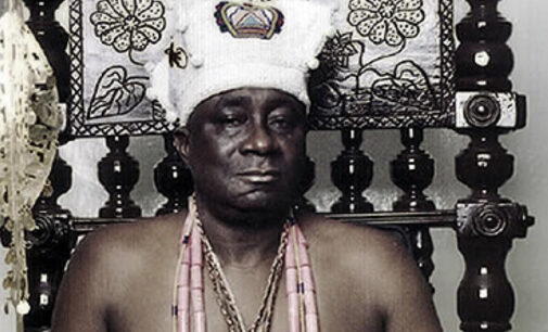 Oba of Lagos