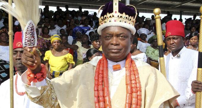 Amanyanabo of Okpoama