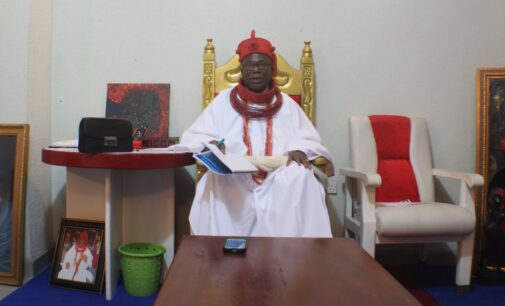 We need bridge builder as leader, say traditional rulers