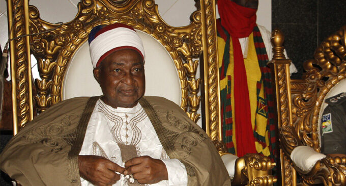 Emir of Lafia