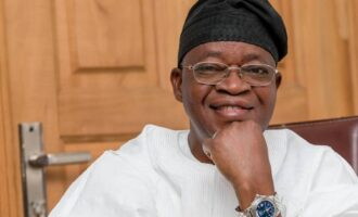 Osun West monarchs to support Oyetola