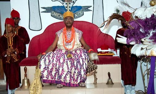 Obi of Onitsha